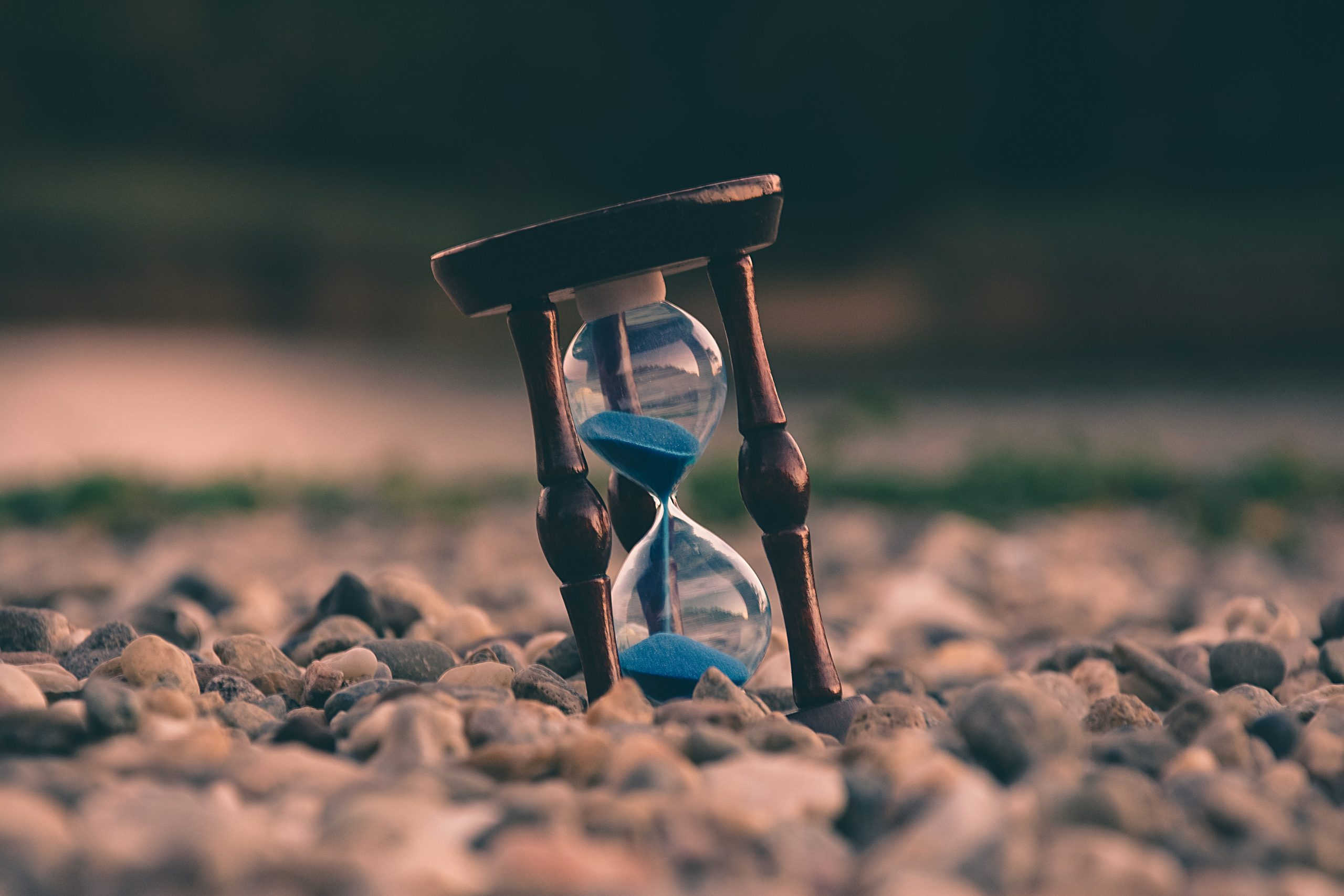 What does the way you guard your time say about your chances of success?