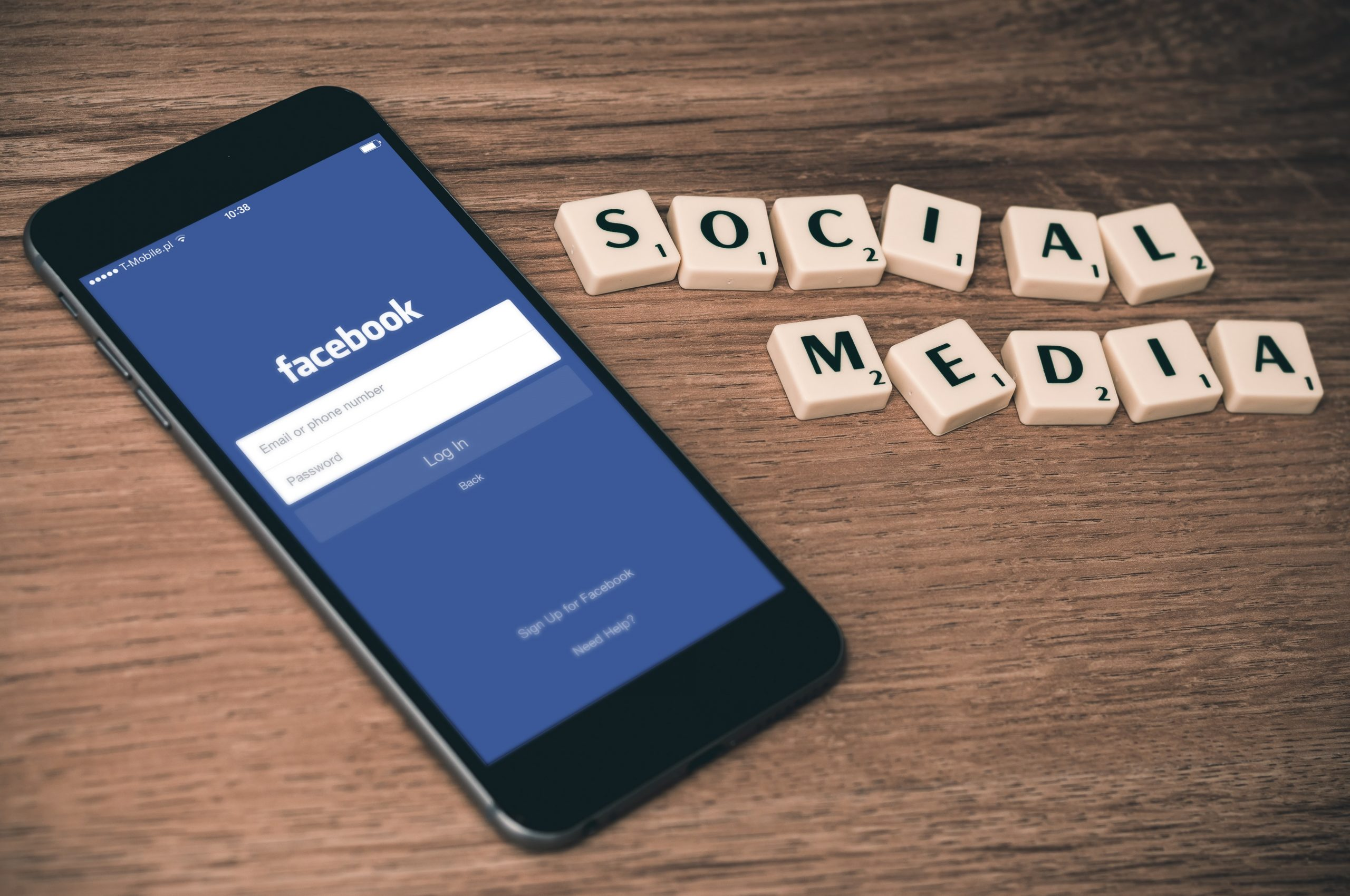 Don't let the Social Media Gods steal your business
